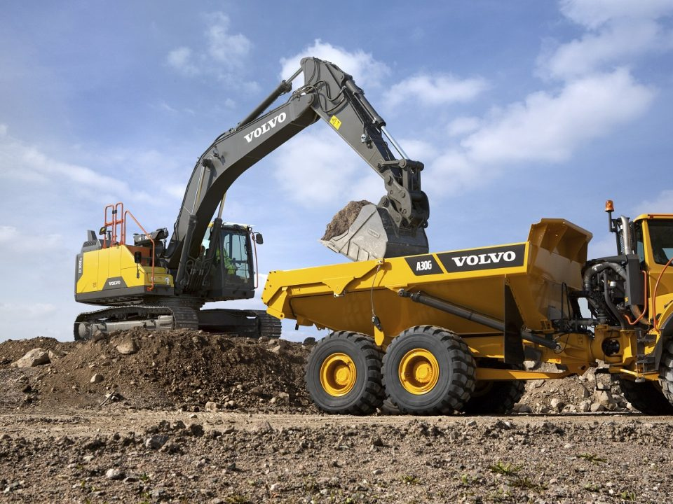 Consider Buying Used Construction Equipment