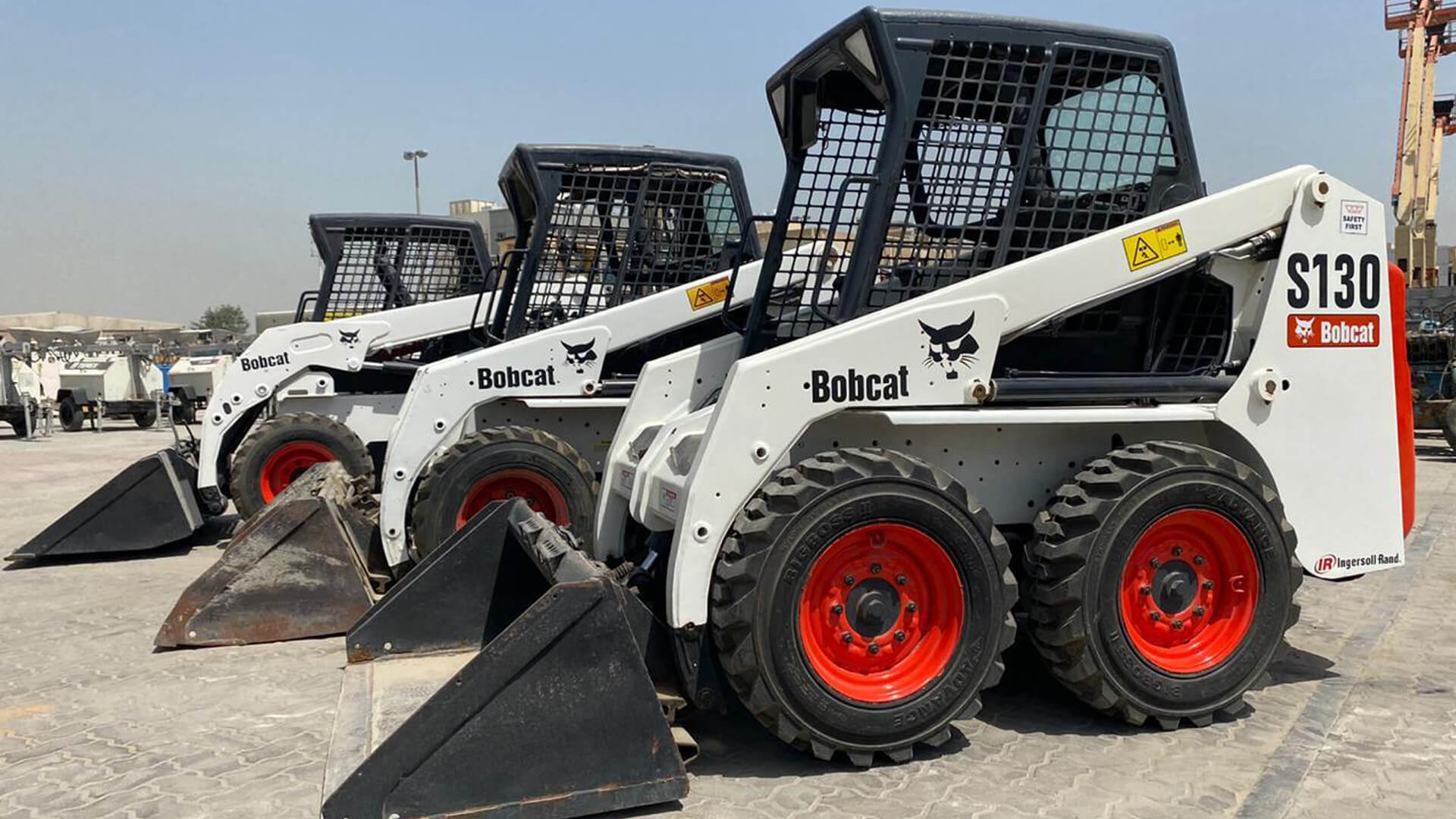 bobcat machinery