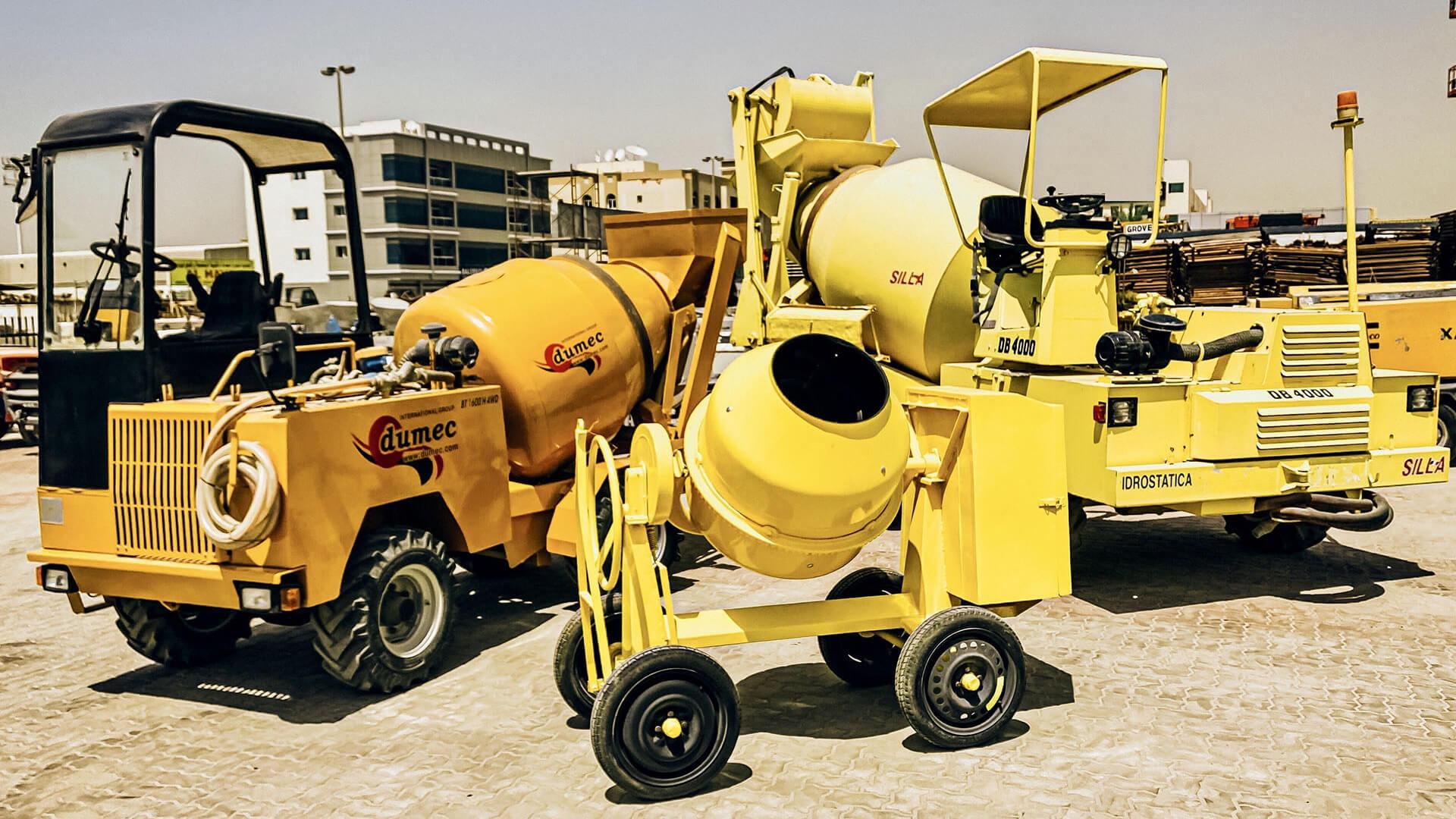 dumec machinery