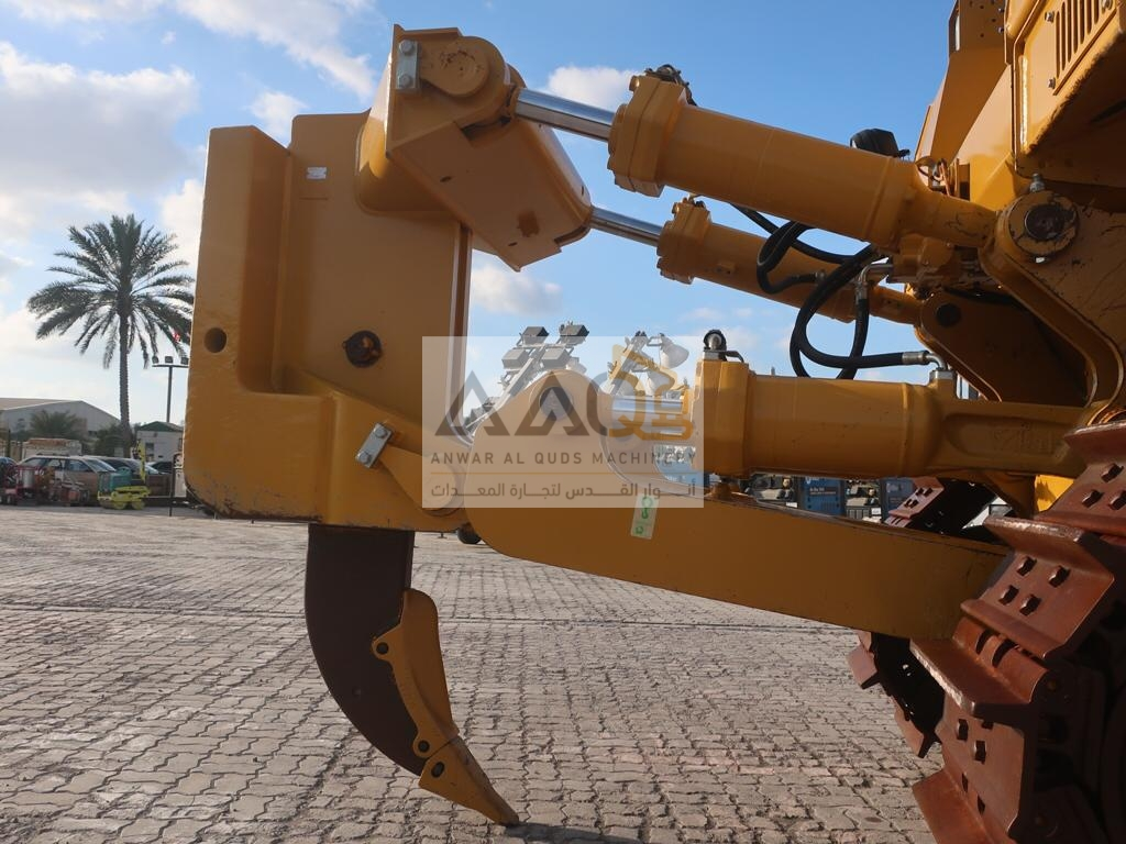 CAT construction equipment