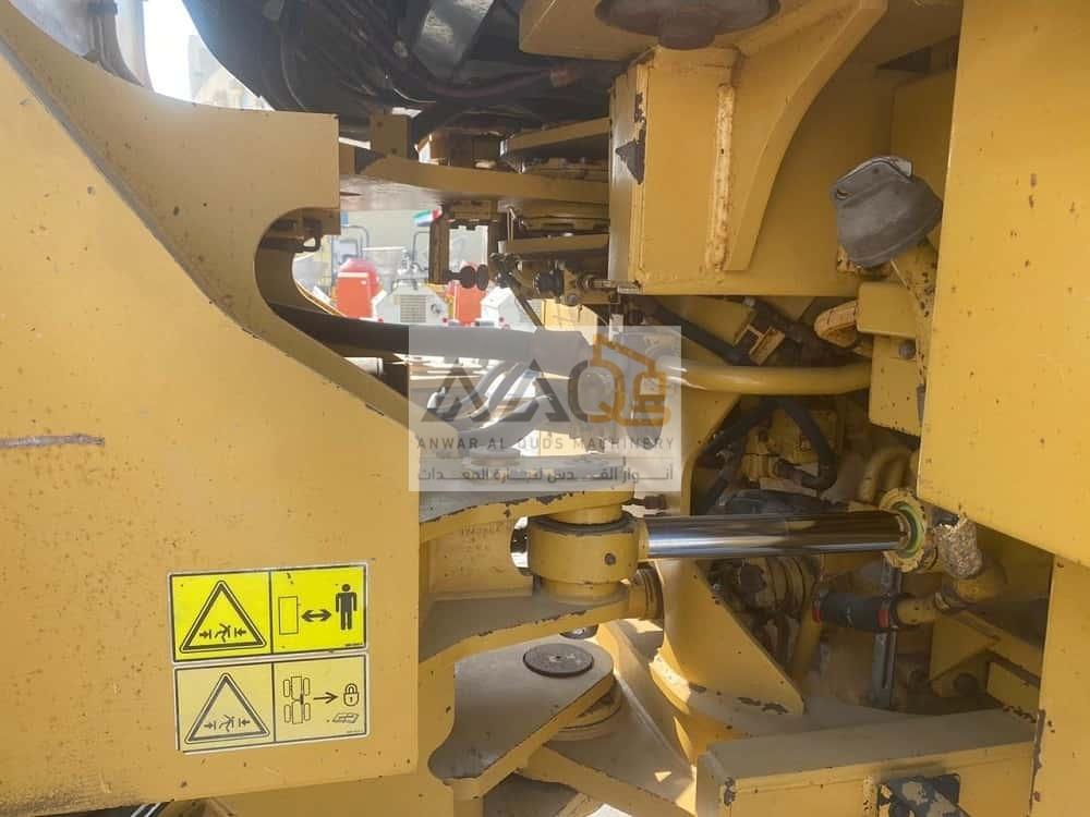 internal machine equipment