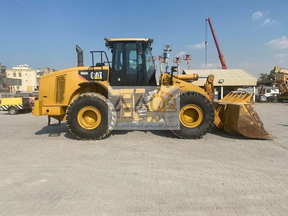 wheel loader CAT