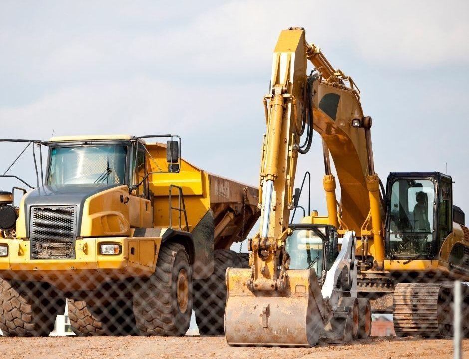 Second Hand Heavy Machinery in Dubai