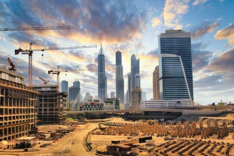 construction projects in dubai