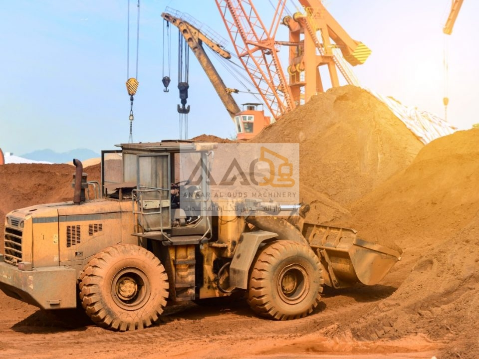 How to Choose Used Heavy Equipment for your Project in UAE